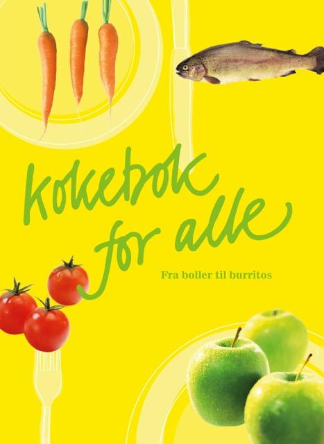 Bokomslag Kokebok for alle